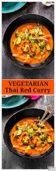 Thai Red Pumpkin Curry Recipe by Vegetarian Thai Red Curry Video Cook With Manali