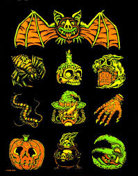 halloween patches halloween horrors cloth banner u2013 goblinko megamall