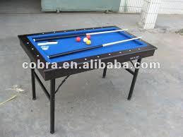 carom billiards table for sale korea 4 ball carom billiard table selling with folding legs