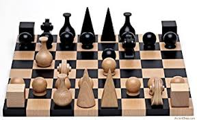 Chess Set Amazon Amazon Com Wood Chess Set By Man Ray Re Edition Of 1920 Home