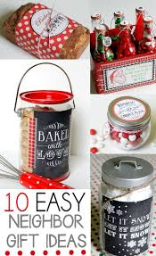 10 easy and quick neighbor gift ideas on lilluna com