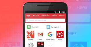 Opera Mini Opera Mini For Android Updated With More Options