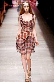 vivienne westwood wedding dresses 2010 trend the tartan army south molton st style