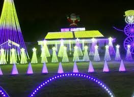 the great christmas light show messingschlager family light show the great christmas light triachnid