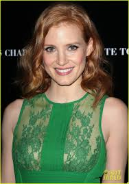 pimpandhost uploaded on february 13 2016 jessica chastain charlie chaplin s 40th anniversary photo 2631836