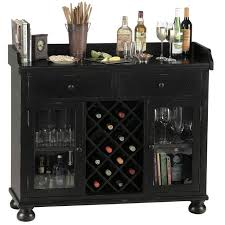 Small Sideboard With Wine Rack Sideboards Extraordinary Black Wine Cabinet Buffet Black Wine