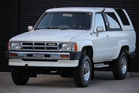 toyota dealer japan 1986 toyota hilux surf ssr yn61 for sale japan jpn car name for