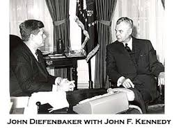 Winston Churchill And The Iron Curtain Canada U0027s Role During The Cuban Missile Crisis Diefenbaker Canada