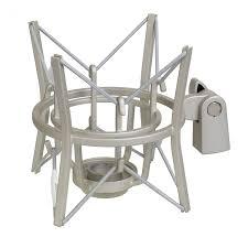 Anti Vibration Table by Amazon Com Lyxpro Mks1 S Studio Condenser Spider Shockmount Anti