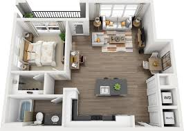 1 Bedroom House Floor Plans New Apartments In Raleigh Nc Leigh House Floor Plans