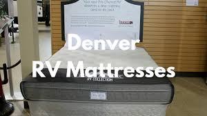 denver rv mattresses bucars rv dealers