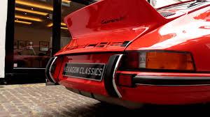 porsche old red 1973 porsche 911 carrera 2 7 rs touring m472 hexagon classics