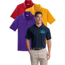 custom polo shirts personalized polo shirts 100559 sport tek dry zone raglan men u0027s polo shirts