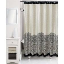 Neutral Shower Curtains Essential Home Shower Curtains Ebay