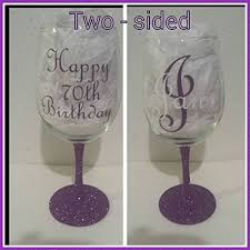 wine glass gift happy birthday personalized wine glasses birthday