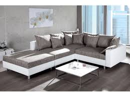 canapé design modulable d angle design modulable loft blanc gris
