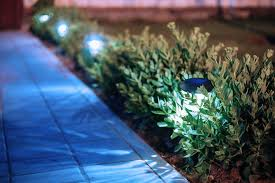 Led Landscape Lighting Are There Warm Led Landscape Lights Revolutionary Gardens