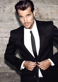Men Formal Hairstyle by H U0026m Skinny Black Tie 100 Silk Soldout Buy It This Weekend