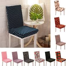 Chair Protector Covers Aliexpress Com Buy 10 Colors Dining Chair Covers Spandex