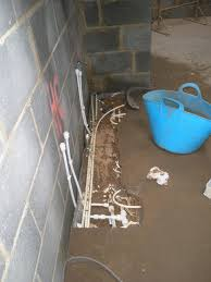 underfloor heating renovating hagg leys farm