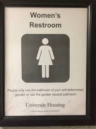 Gender Neutral Bathrooms On College Campuses The Coming Perfect Storm On American College Campuses One That