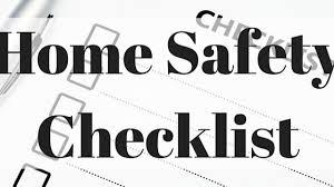 home safety checklist for seniors congressman david young