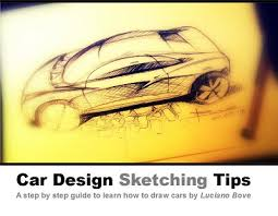 car design sketching tips book is now online u2013 www lucianobove com