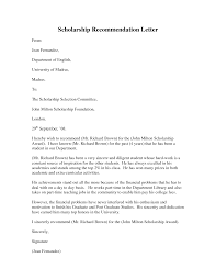 collection of solutions sample recommendation letter student