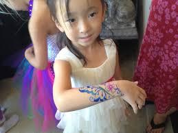 bay area entertainers glitter tattoo artist yogi s henna