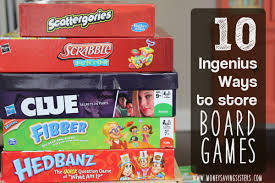 board game storage cabinet 10 ingenius ways to store board games money saving sisters