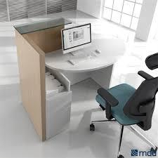 Revit Reception Desk Ovo Mdd Free Bim Object For 3ds Max Archicad Revit Sketchup
