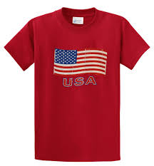 Flag Graphics Graphic Tees American Bigmansland