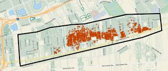 New Orleans Elevation Map by Nearly A Third Of Homes Hit By New Orleans East Tornado Were