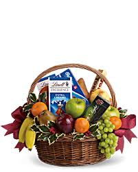 food gift basket gourmet floral gifts don t send boring gift baskets teleflora