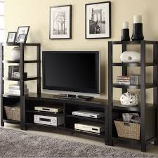 Center Table Decoration Home Living Room Entertainment Center Decorating Ideas With Brown