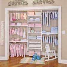 baby closet simple collection nursery ideas pinterest