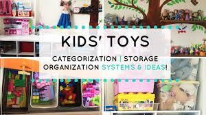Toy Organizer Ideas Kids Toys Organization Ideas To Categorize Organize U0026 Store In