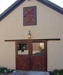 Cedar Barn Door Barn Exteriors Photos Welcome To Woodstar A Stall For Every Stable