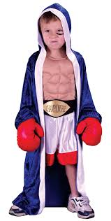 boxer costume lil ch boxing kids costume mr costumes