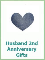2nd anniversary gift ideas for husband traditional wedding anniversary gifts ideas by year for every year