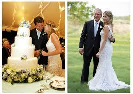 bush wedding dress as the mrs my favorite iconic wedding dresses