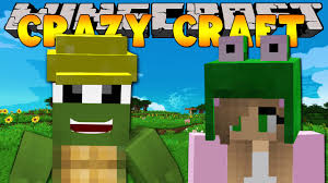 minecraft crazy craft 3 0 silly hat hunting 5 youtube