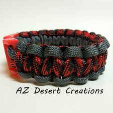 black survival bracelet images Gray red and black survival paracord bracelet military grade 550 jpg