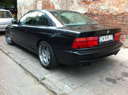 bmw 840ci curbside bmw 850i and 840ci nineties icon or