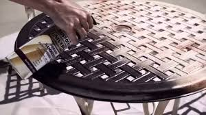 Rustoleum For Metal Patio Furniture - spray paint anything with rust oleum universal all surface