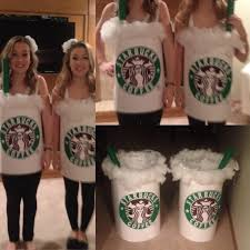 Coffee Halloween Costume 10 Starbucks Halloween Costume Ideas