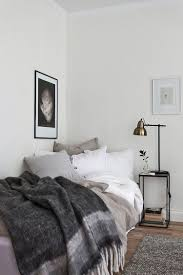 here u0027s how you style a twin bed as an studio apartment