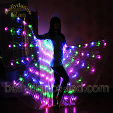 Light Up Costumes Belly Dance Costumes Led Belly Dancing Costume From Bellydance