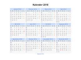 Kalendar 2018 Nederland Kalender 2018 Jaarkalender En Maandkalender 2018 Met Weeknummers