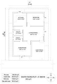 South Facing Duplex House Floor Plans by Indira U0027s Orchard Town Indira Projects U0026 Developments T Pvt